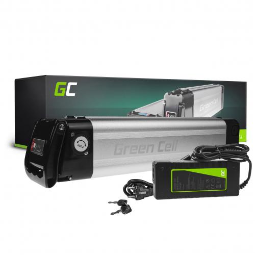 Akumulator Bateria Green Cell Silverfish 36V 8.8Ah 317Wh do Roweru Elektrycznego e-Bike Pedelec