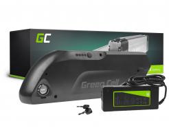 Akumulator Bateria Green Cell Down Tube 36V 11,6Ah 557Wh do Roweru Elektrycznego E-Bike Pedelec