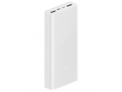 Oryginalny Power Bank Xiaomi 3 20000mAh QC3.0 USB-C 18W - Model PLM18ZM