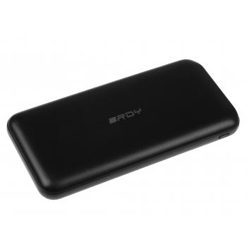 Power bank RDY 10000mAh ładowarka 2x USB Quick Charge 3.0 USB-C