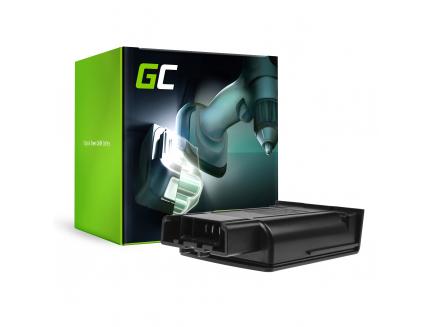 Bateria Akumulator Green Cell (1.5Ah 18V) do Odkurzaczy Karcher KM 35/5 C 18V