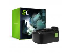 Bateria Akumulator Green Cell do FESTOOL BPC18 18V 3000mAh Li-Ion