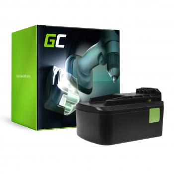 Bateria Akumulator Green Cell do FESTOOL BPC15 14.4V 3000mAh (Samsung) Li-ion