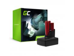 Green Cell ® Bateria do Milwaukee 2313-21
