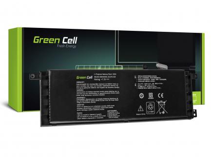 Bateria Green Cell B21N1329 do Asus X553 X553M X553MA F553 F553M F553MA