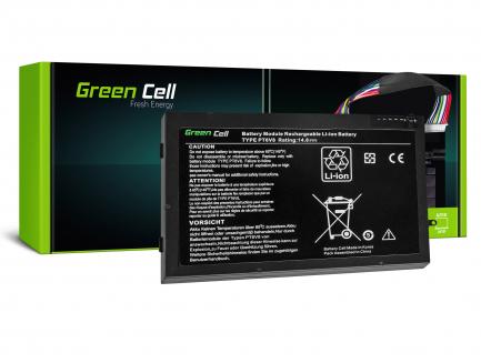 Bateria Green Cell PT6V8 do Dell Alienware M11x R1 R2 R3 M14x R1 R2 R3