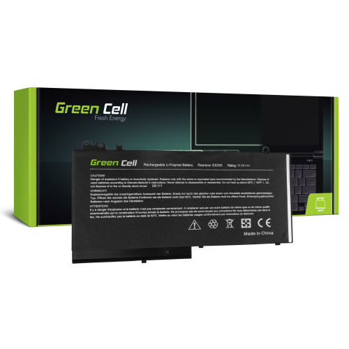Bateria Green Cell RYXXH do Dell Latitude 11 3150 3160 12 E5250