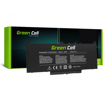 Bateria Green Cell J60J5 do Dell Latitude E7270 E7470