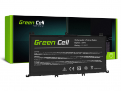 Bateria Green Cell 357F9 do Dell Inspiron 15 5576 5577 7557 7559 7566 7567