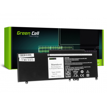 Bateria Green Cell G5M10 do Dell Latitude E5450 E5550