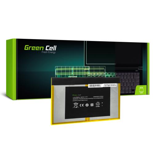 Bateria Green Cell A1484 do Apple iPad Air 1 Generacji A1474 A1475 A1476