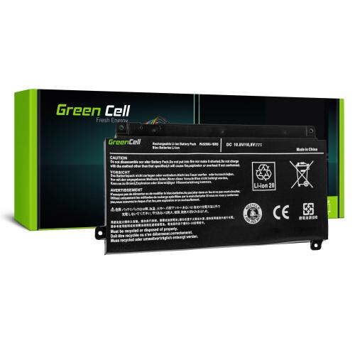 Bateria Green Cell PA5208U-1BRS do Toshiba Satellite Radius 15 P50W P55W, Toshiba ChromeBook 2 CB30-B