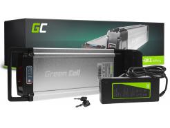 Akumulator Bateria Green Cell Rear Rack 36V 12Ah 432Wh do Roweru Elektrycznego E-Bike Pedelec
