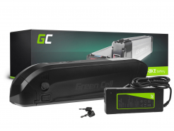 Akumulator Bateria Green Cell Down Tube 36V 11,6Ah 418Wh do Roweru Elektrycznego E-Bike Pedelec