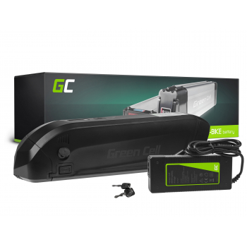 Akumulator Bateria Green Cell Down Tube 36V 11,6Ah 418Wh do Roweru Elektrycznego E-Bike Pedelec