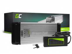 Akumulator Bateria Green Cell Rear Rack 36V 14,5Ah 522Wh do Roweru Elektrycznego E-Bike Pedelec