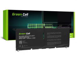 Bateria Green Cell DXGH8 do Dell XPS 13 9370 9380, Dell Inspiron 13 3301 5390 7390, Dell Vostro 13 5390