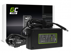 Zasilacz Ładowarka Green Cell PRO 19.5V 7.7A 150W PA-15 PA-5M10 DA150PM100-00 do Dell Alienware M14x Dell Latitude E5450 E5550