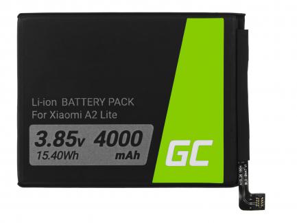 Bateria Green Cell BN47 do telefonu Xiaomi Mi A2 Lite Redmi 6 Pro