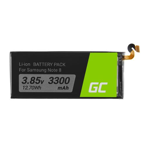 Bateria Green Cell EB-BN950ABE do telefonu Samsung Galaxy Note 8