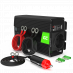 Przetwornica napięcia Inwerter Green Cell® 24V na 230V 300W/600W Czysta sinusoida