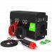Przetwornica napięcia Inwerter Green Cell® 24V na 230V 500W/1000W Modyfikowana sinusoida