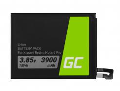 Bateria Green Cell BN48 do telefonu Xiaomi Redmi Note 6 Pro