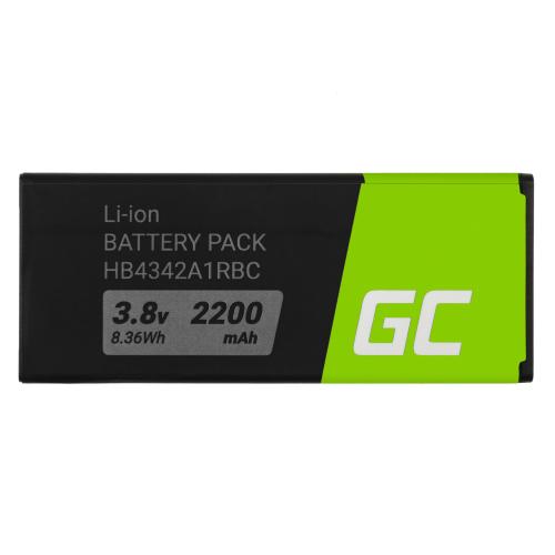 Bateria Green Cell HB4342A1RBC do telefonu Huawei Ascend Y5 II Y6 Honor 4A 5