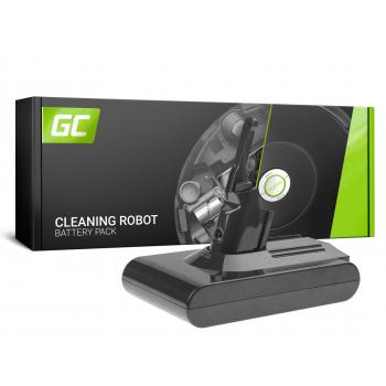 Bateria Akumulator (3Ah 21.6V) 967834-02 967834-05 Green Cell do Dyson V8 SV10 Absolute Pro Vacuum Animal Plus