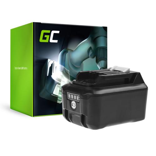 Bateria Akumulator BL1016 BL1021B BL1040B BL1041B Green Cell (4Ah 12V) do Makita DF031 DF331 HP330 HP331 TD110 TM30 UM600