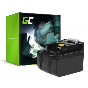 Bateria Akumulator Green Cell (5Ah 14.4V) do Makita BL1415 BL1430 BL1440