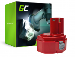 Bateria Green Cell (2Ah 14.4V) PA14 1420 1422 1433 1434 1435 do Makita 6333D 6281D 6336D 6228D 6237D 6237DWDE 6337D 8280D