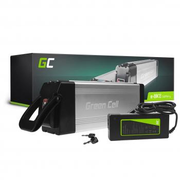 Akumulator Bateria Green Cell Silverfish 24V 14,5Ah 348Wh do Roweru Elektrycznego E-Bike Pedelec
