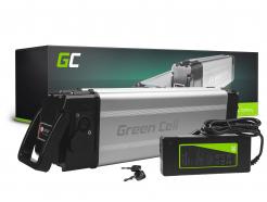 Akumulator Bateria Green Cell Silverfish 24V 11.6Ah 278.4Wh do Roweru Elektrycznego E-Bike Pedelec