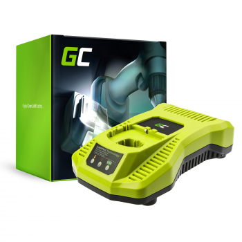 Green Cell ® Ładowarka do Ryobi R18SDS