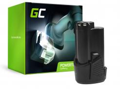 Bateria Akumulator (2Ah 12V) 5130200008 BSPL1213 B-1013L Green Cell do Ryobi RCD12011L RMT12011L RRS12011L BB-1600 BHT-2600
