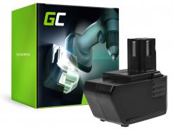 Bateria Akumulator (2Ah 9.6V) SBP 10 SFB 105 Green Cell do Hilti BD 2000 SB 10 SF 100 SF 100-A