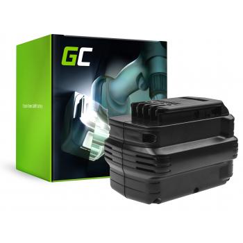 Bateria Akumulator (3Ah 24V) DE0240 DE0241 DE0243 Green Cell do DeWalt DC222KA DC223KA DC224KA DW006 DW008 DW017
