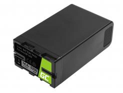 Bateria Akumulator Green Cell BP-U90 BP-U60 BP-U30 do Sony 5200mAh 75Wh 14.4V