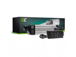 Akumulator Bateria Green Cell Silverfish 24V 8.8Ah 211Wh do Roweru Elektrycznego E-Bike Pedelec