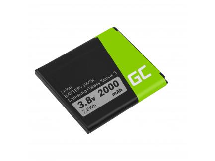 Bateria Green Cell EB BG388BBE do telefonu Samsung Galaxy xCover 3 G388F G389F