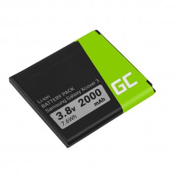 Bateria Green Cell EB-BG388BBE do telefonu Samsung Galaxy xCover 3 G388F G389F