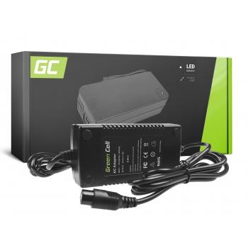Ładowarka Green Cell 54.6V 1.8A (3 pin) do Baterii Roweru Elektrycznego 48V