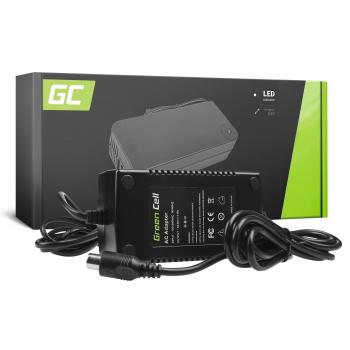 Ładowarka Green Cell 54.6V 1.8A (RCA) do Baterii, Roweru Elektrycznego EBIKE 48V