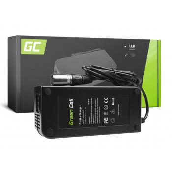 Ładowarka Green Cell 54.6V 4A (Canon) do Baterii, Roweru Elektrycznego EBIKE 48V