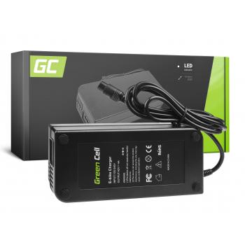 Ładowarka Green Cell 42V 4A (3 pin) do Baterii Roweru Elektrycznego 36V