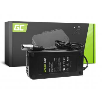 Ładowarka Green Cell 29.4V 4A (XLR 3 PIN) do Baterii Roweru Elektrycznego 24V