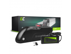 Akumulator Bateria Green Cell Down Tube 36V 13Ah 468Wh do Roweru Elektrycznego E-Bike Pedelec