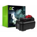 Bateria Akumulator (5Ah 10.8V) DCB120 DCB121 DCB123 Green Cell do DeWalt DCD710 DCF815 DCF813S2 DCD701F2 DCS310B