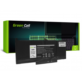Bateria Green Cell F3YGT do Dell Latitude 7280 7290 7380 7390 7480 7490